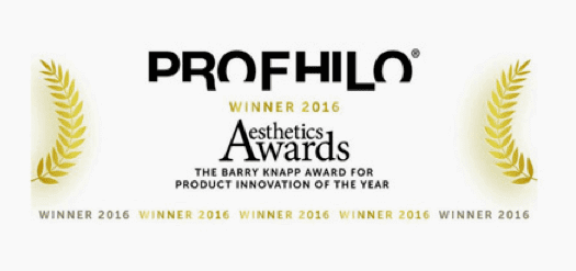 Profhilo: Best Products Awards 2016-2018